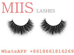 3d mink lashes factory