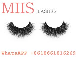 quality mink fur eyelash