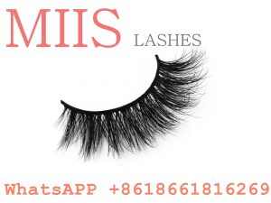 shuying 3D mink eyelash retail