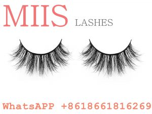 own brand custom eyelash