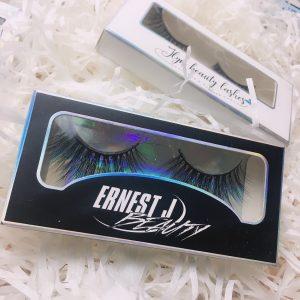 china eyelash packaging box factory